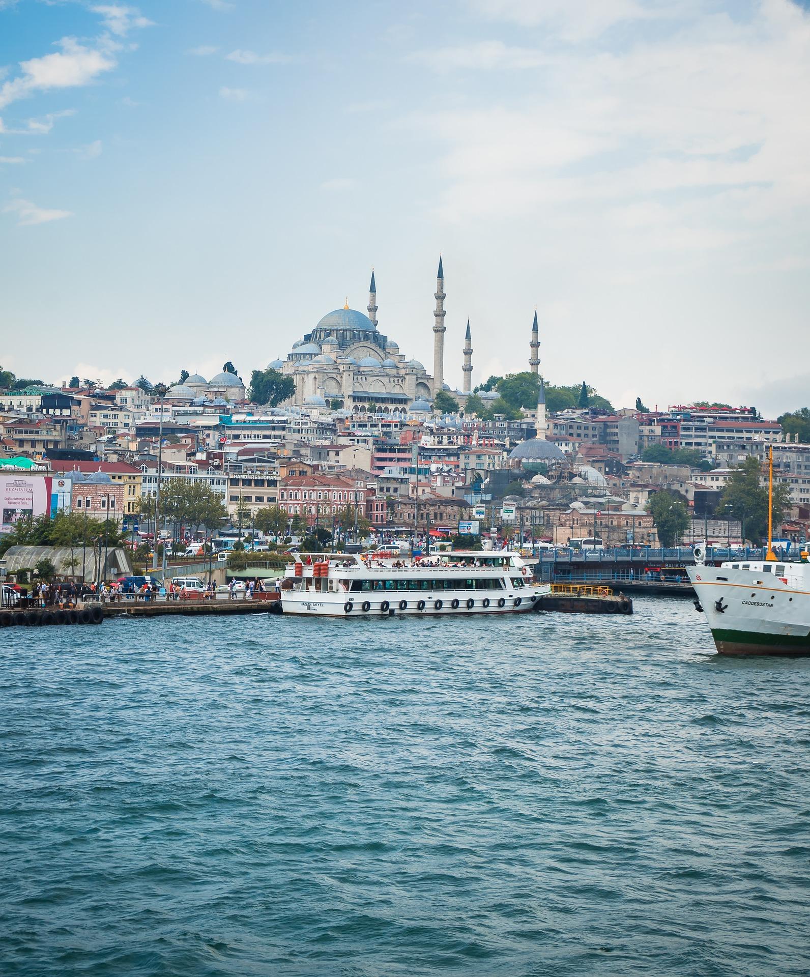 Kaupunkikuva, Istanbul