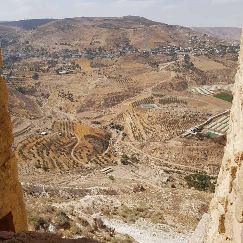 Kerakin Linnake Jordaniassa 3