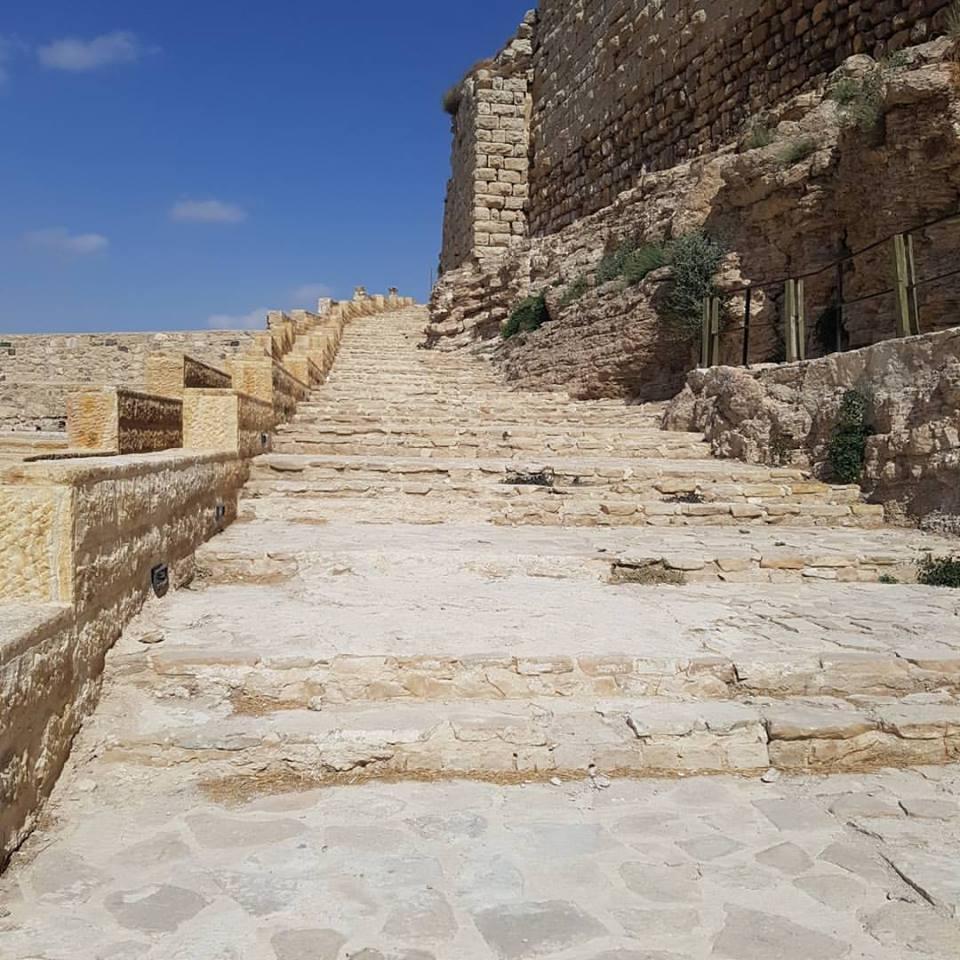 Kerakin linnake Jordaniassa