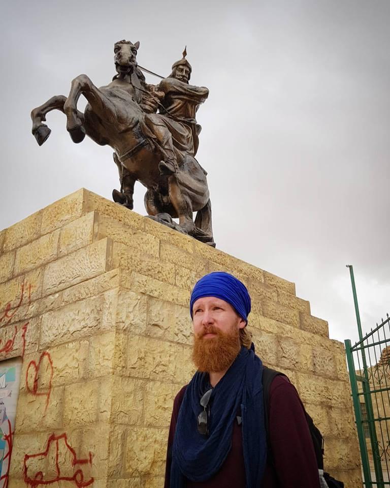 Salah al-Dinin patsas Kerakissa