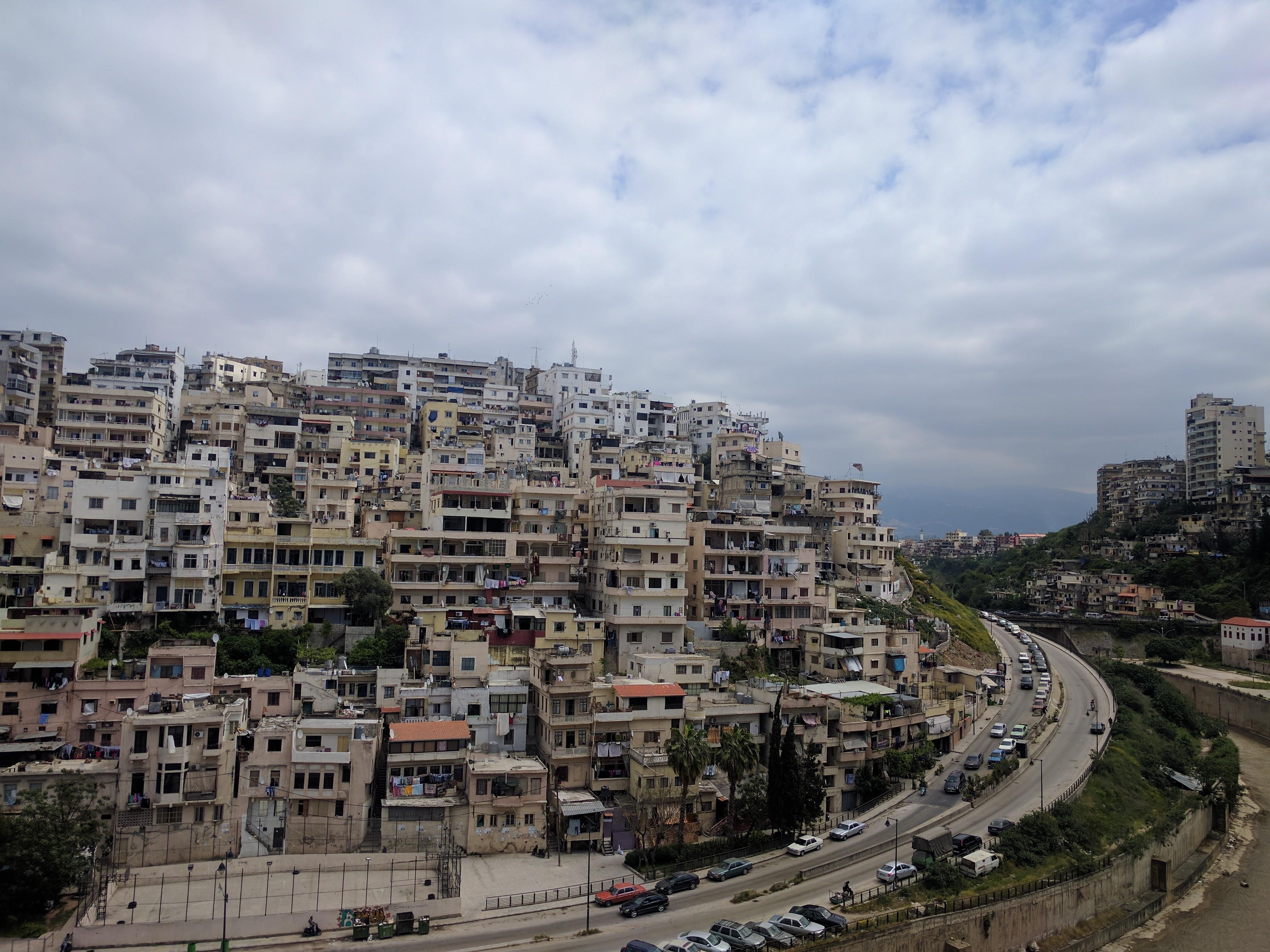 Tripolin kaupunkikuvaa