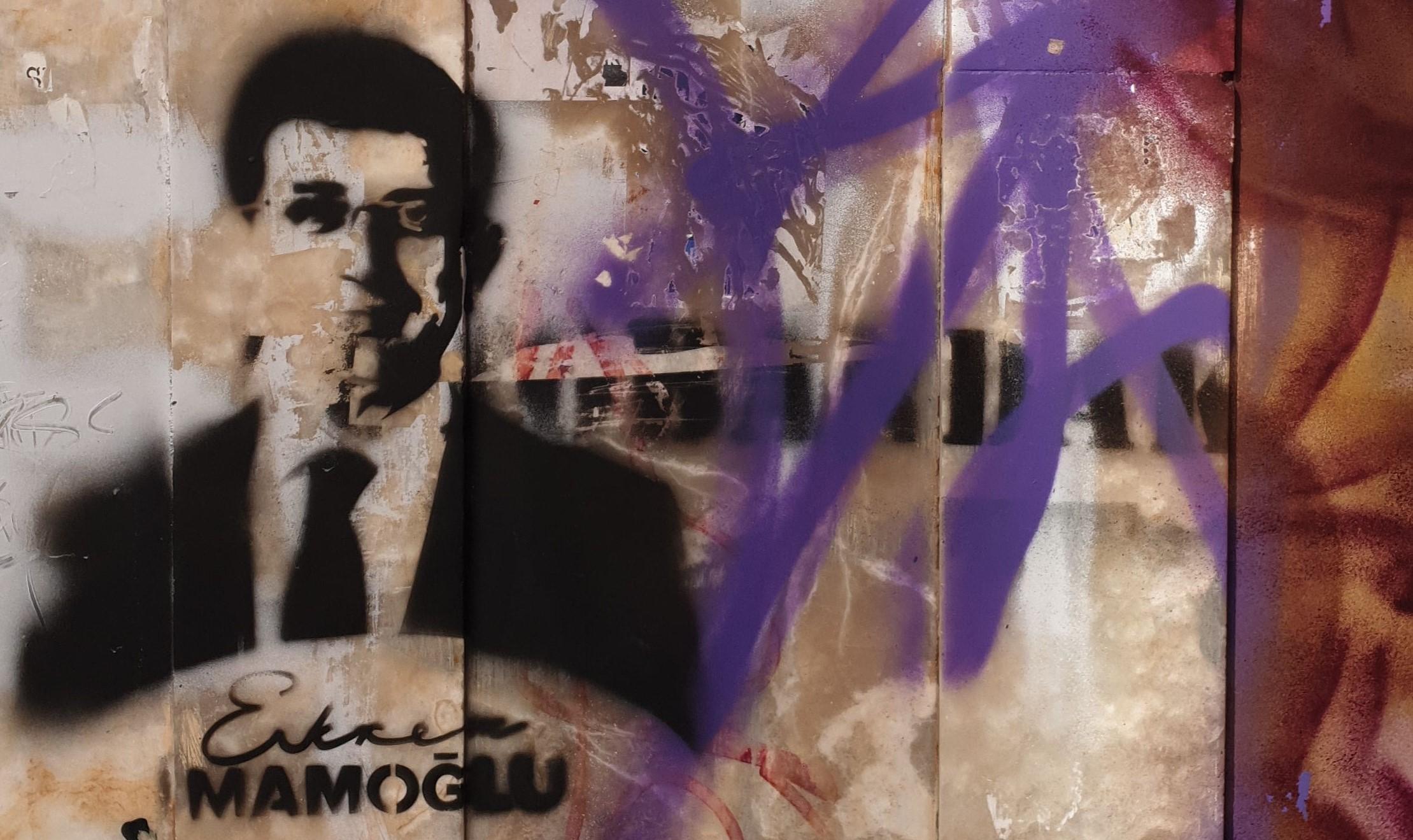 graffiti Imamoglu