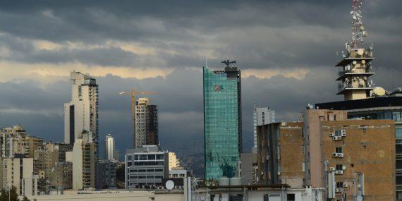 Beirut pilvenpiirtäjiä