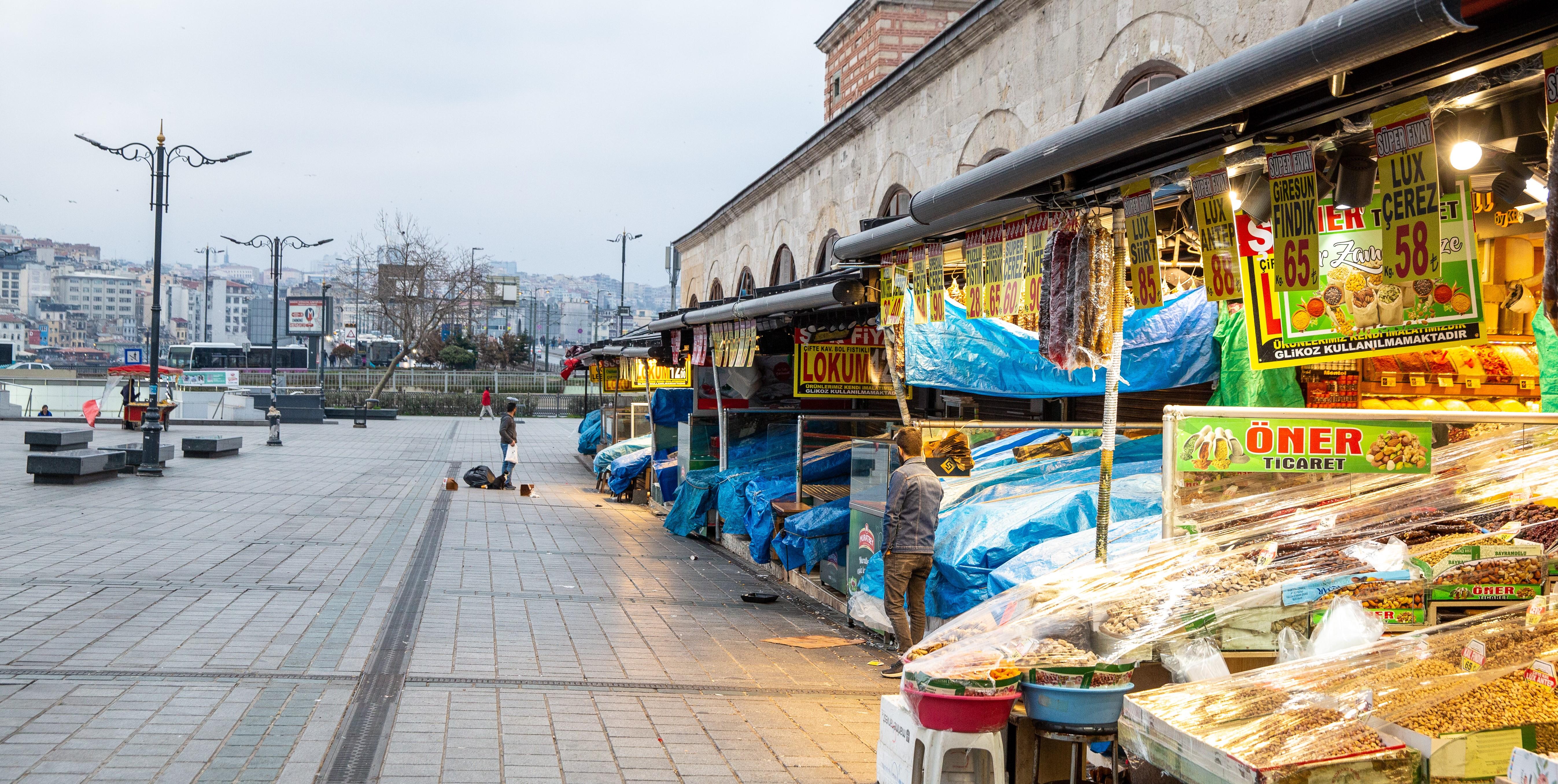 katukuva Istanbulissa