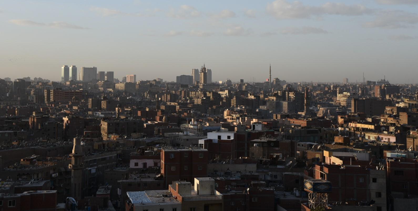 maisema Kairosta
