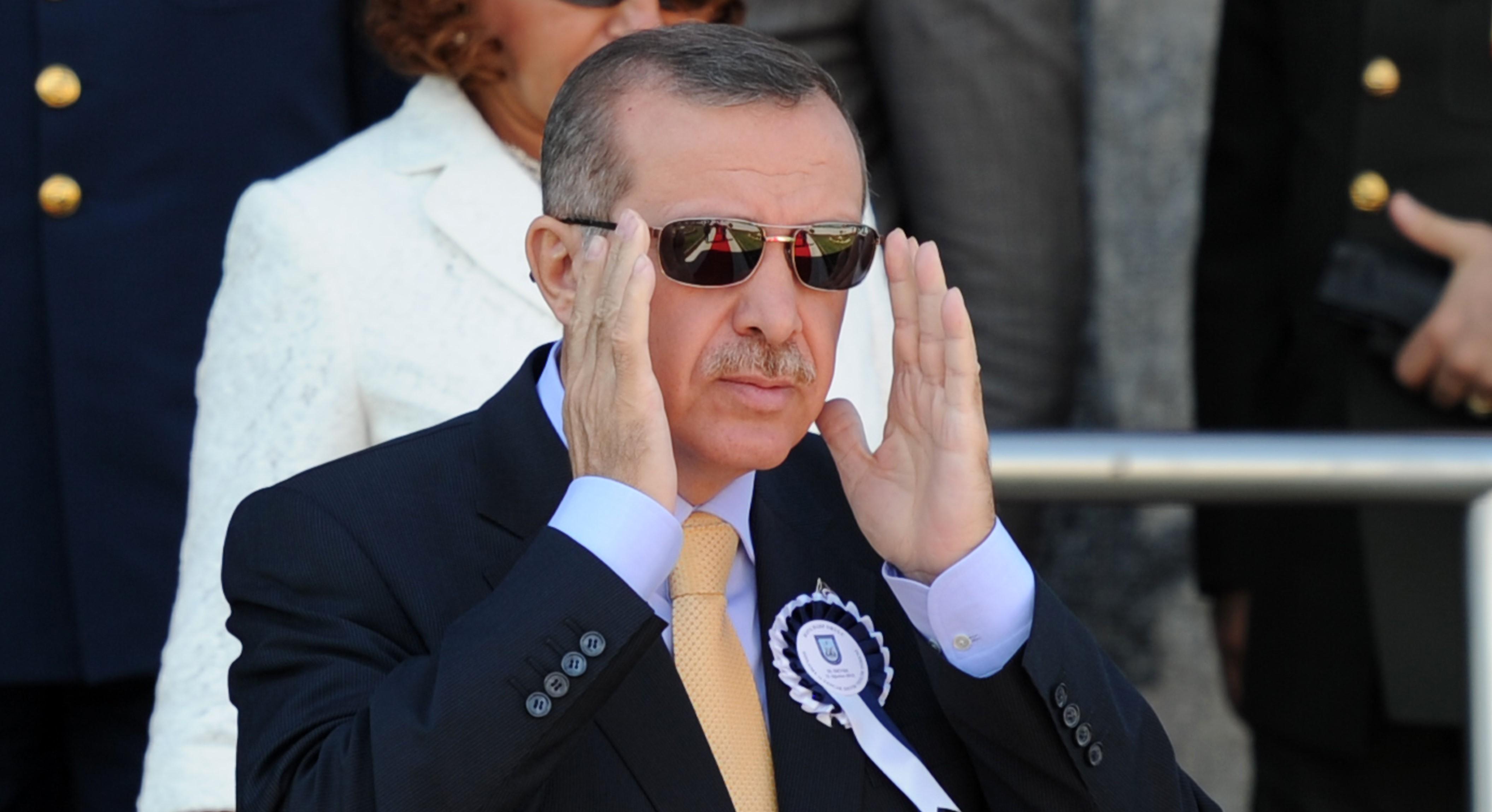 Erdogan kuvituskuva