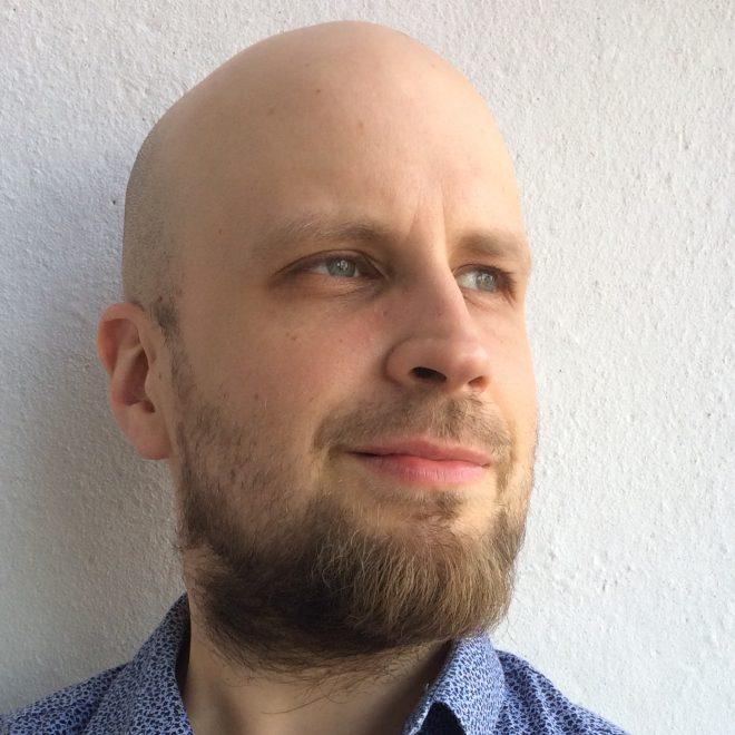 Mikko Viitamäen kirjoittajakuva