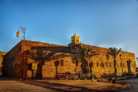 Moskeija Semaran kaupungissa